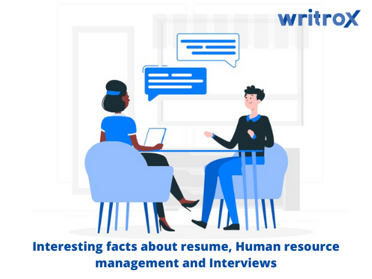 Interesting facts about resume